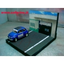 FIAT 500 OFFICINA GIOLLO ROMEO SAFARI MODEL art.528