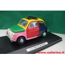 FIAT 500L BENETTON SAFARI MODEL art. SAF518