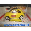 FIAT 500 BIRRA PERONI SAFARI MODEL art.588