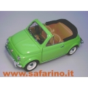 FIAT 500 CABRIO SAFARI MODEL art.575