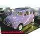 FIAT 500 FIORENTINA CALCIO SAFARI MODEL art.594