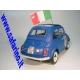 FIAT 500F FORZA AZZURRI SAFARI MODEL art. SAF565