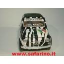 FIAT 500F JUVENTUS CALCIO SAFARI MODEL art. SAF512