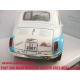FIAT 500 MANFREDONIA CALCIO SAFARI MODEL art.533