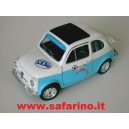 FIAT 500F MANFREDONIA CALCIO SAFARI MODEL art. SAF526