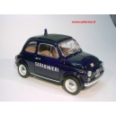 FIAT 500 CARABINIERI SAFARI MODEL art.519