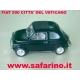 FIAT 500 CITTA' DEL VATICANO  SAFARI MODEL art. SAF568