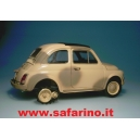 FIAT 500F DESERT STORM  SAFARI MODEL art. SAF579