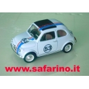 FIAT 500F HERBY SAFARI MODEL art. SAF567