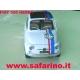 FIAT 500F HERBY SAFARI MODEL art. SAF567