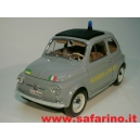 FIAT 500F GUARDIA di FINANZA  SAFARI MODEL art. SAF520