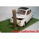 FIAT 500F INCIDENTE  SAFARI MODEL art. SAF506