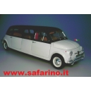 FIAT 500 LIMOUSINE  SAFARI MODEL art. 583
