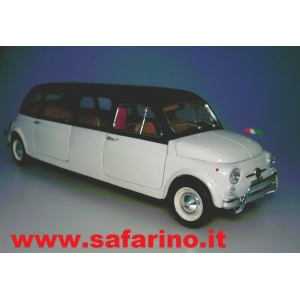 FIAT 500F LIMOUSINE  SAFARI MODEL art. SAF583
