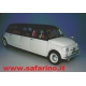 FIAT 500F LIMOUSINE  SAFARI MODEL art. SAF583