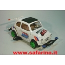 FIAT 500F  MINI 4WD  SAFARI MODEL art. SAF516