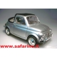 FIAT 500F PICK UP STREET SAFARI MODEL art. SAF580