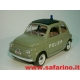 FIAT 500F POLIZIA  SAFARI MODEL art. SAF508