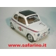 FIAT 500F RALLY MARTINI SAFARI MODEL art. SAF587