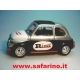 FIAT 500F RALLY Mc LAREN  SAFARI MODEL art. SAF513