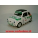FIAT 500F RALLY TOTIP SAFARI MODEL art. SAF562