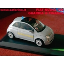 FIAT 500 2007 GUARDIA di FINANZA SAFARI MODEL art.591