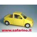 FIAT NUOVACINQUECENTO PICK UP SAFARI MODEL art.587