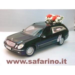MERCEDES E_KLASS CARRO FUNEBRE  SAFARI MODEL art. SAF402