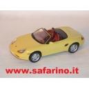 PORSCHE BOXTER CABRIO 1/43   art. 5305