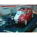 FIAT 500F DAL CARROZZIERE  SAFARI MODEL art. SAF523