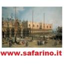 PUZZLE PIAZZA SAN MARCO VENEZIA CANALETTO   art.10151