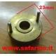 VOLANO IN BRONZO DA 23 mm  art. 22310