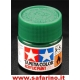 COLORE PER PLASTICA GREEN  TAMIYA  art. X5