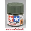 COLORE PER PLASTICA NATO GREEN   TAMIYA  art.XF67