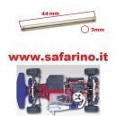 PERNO SEEGER 3 X 44 BRACCIO SOSPENSIONI TS4N  art. PD7653