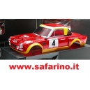 CARROZZERIA 1/10 FIAT 124 ABARTH    art. EZRL2408