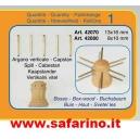 ARGANO VERTICALE LEGNO 8 X 10 MANTUA MODEL  art.42080