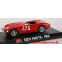 OSCA 1500 TN n.428  1960  1/43  art. U706