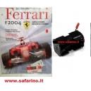 FERRARI F1 2004  DE AGOSTINI PORTABATTERIE RX   art. 04008