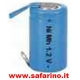 BATTERIA 1,2V 600Mah MANTUA MODEL  art. 51156