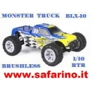 AUTO BUGGY DESERT RACER  XB-10 550 TURBO SPEED  2.4ghz 1:10 RTR  art. RH1018
