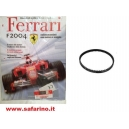 FERRARI F1 2004  DE AGOSTINI CINGHIA DENTATA Z64   art. DTF434