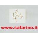 BOZZELLO LEGNO  1 FOR0  3mm MANTUA MODEL  art. 37001