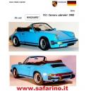PORSCHE 911 CARRERA 1983  1/18 MINICHAMPS  art. G223