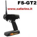 RADIOCOMANDO 2CH 2.4Ghz  FS-GT2 FLY SKY art. 253