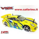AUTO STRADALE FLASH RALLY  2.4 GHZ  RTR  art. RH1027