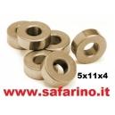 BRONZINA   5  X   11  X   4,0 art. 30075