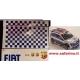 ADESIVI CARROZZERIA FIAT PANDA - NUOVA 500  1/10 art. DEC010