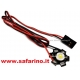 LUCI LED SUPER BRILLANTE PER AUTO R/C art. L-026
