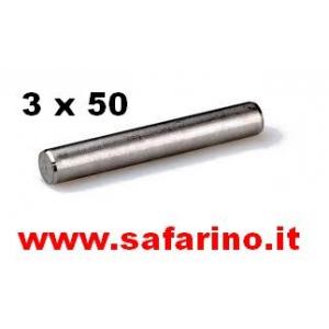 SPINA ACCIAIO 3 X 50  art. PD0836W